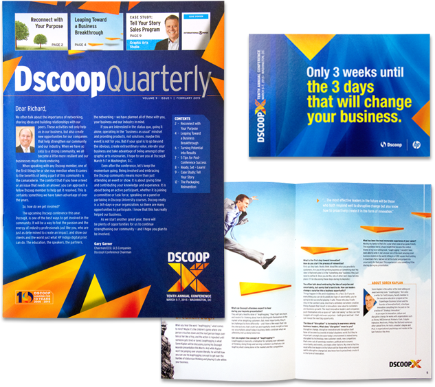 Dscoop Quarterly